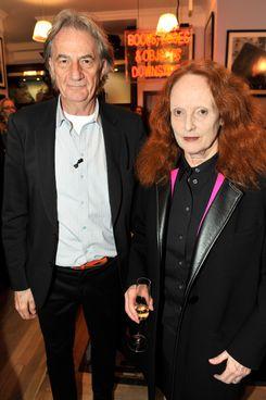 Paul Smith and Grace Coddington.