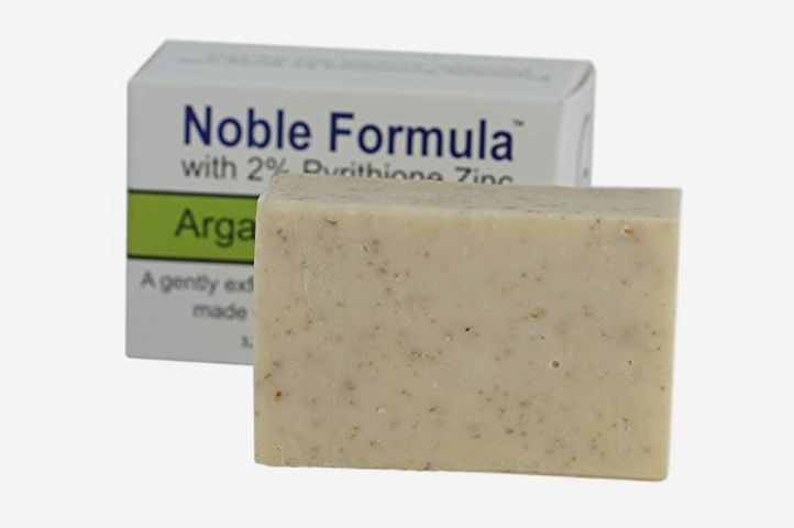 Noble Formula Zinc Bar Soap With Argan Oil and Oatmeal