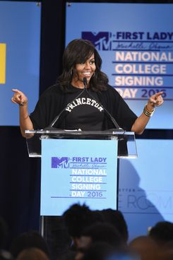 essays about michelle obama 23-10-2017 in eight michelle obama essay exclusive audio excerpts of 'courage is contagious,' michelle obama's legacy is discussed by lena dunham, patton a history.