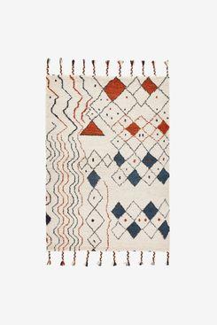 Melvida Berber-style Rug