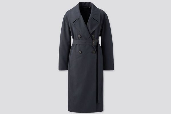 Women U Trench Coat