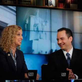 Meet the Press: Schultz, Priebus