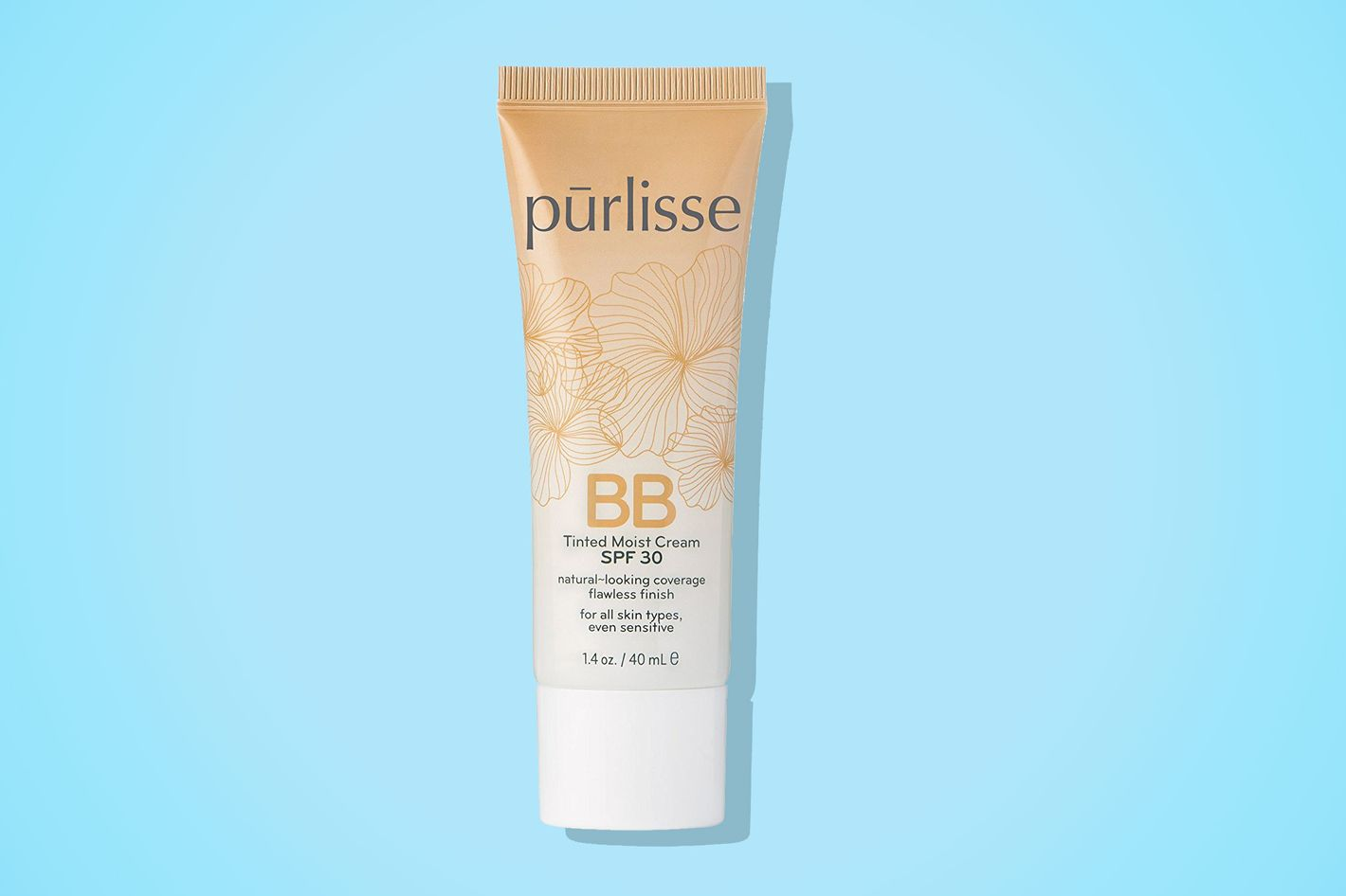 Pur-lisse BB Tinted Moist Cream