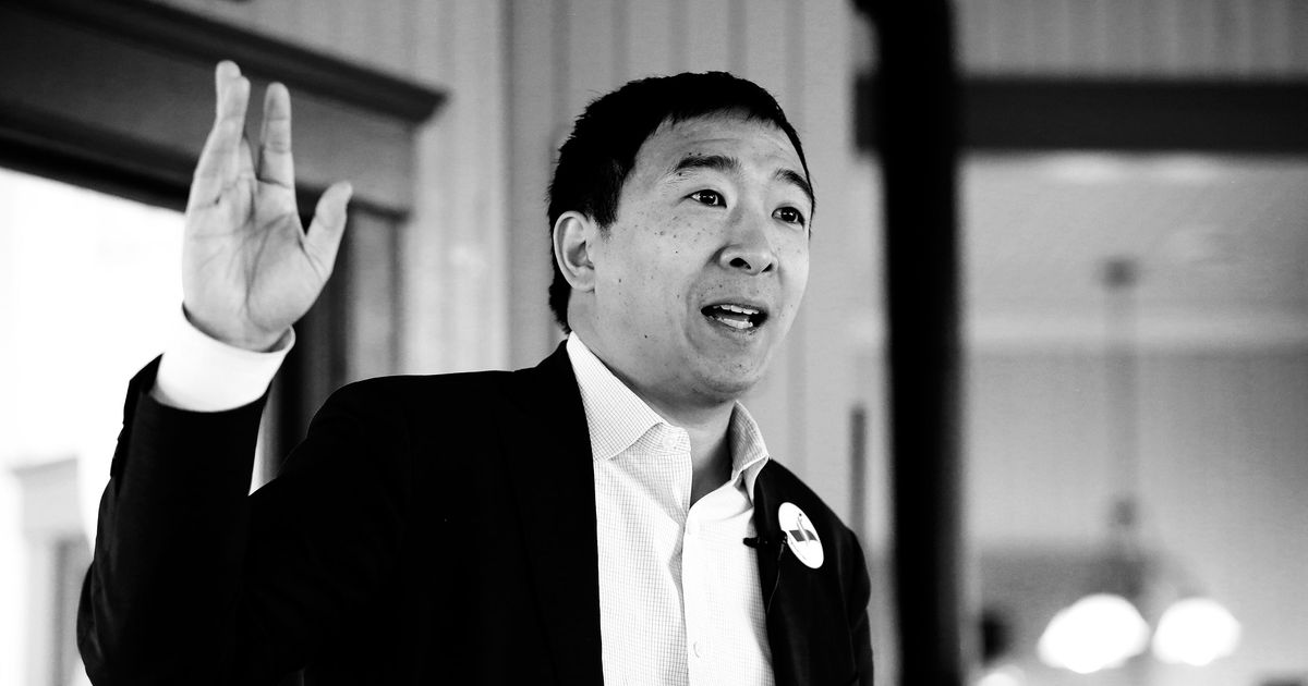 Who Is Andrew Yang, and Why Do the Gen-Z Kids Love Him?