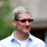 Tim Cook, CEO of Apple attends Allen & Company's Sun Valley Conference on July 11, 2011 in Sun Valley, Idaho. Since 1983, the investment firm Allen & Company has annually hosted the media and technology conference which is usually attended by powerful media executives.