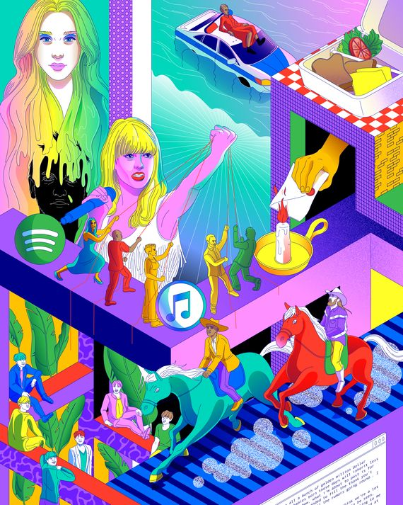 2010s Music Guide 103 Days That Shaped The Decade