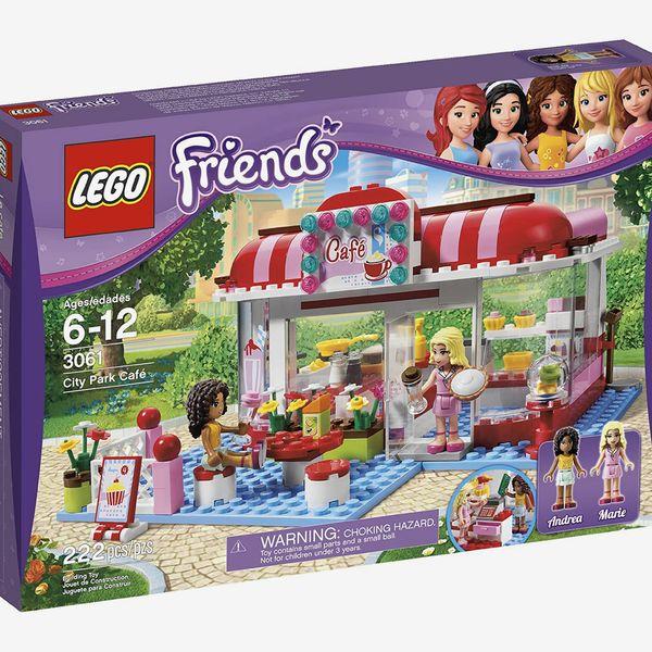 LEGO Friends City Park Cafe, Ages 6+
