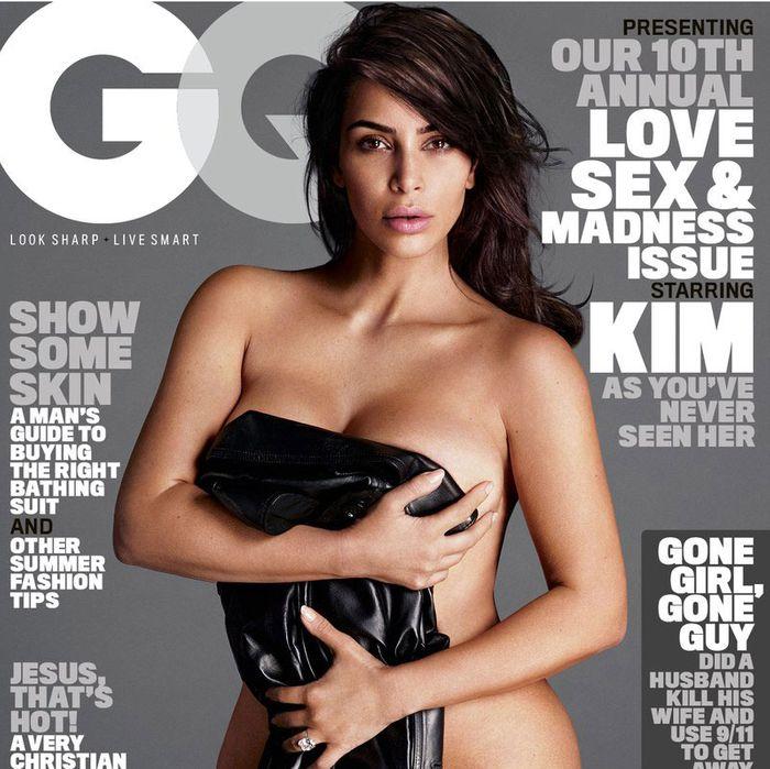 Kim Kardashian West, Leather Jacket