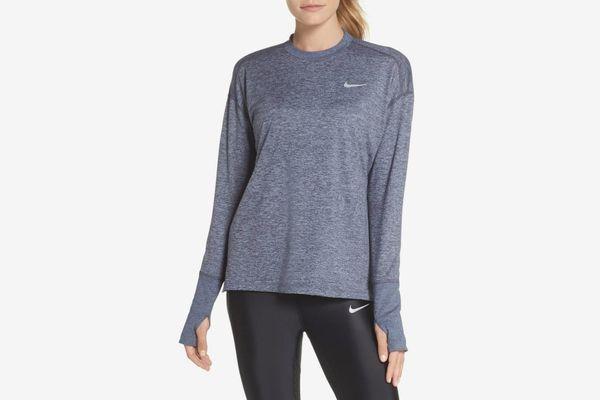 Nike Dry Element Women's Long Sleeve Running Top