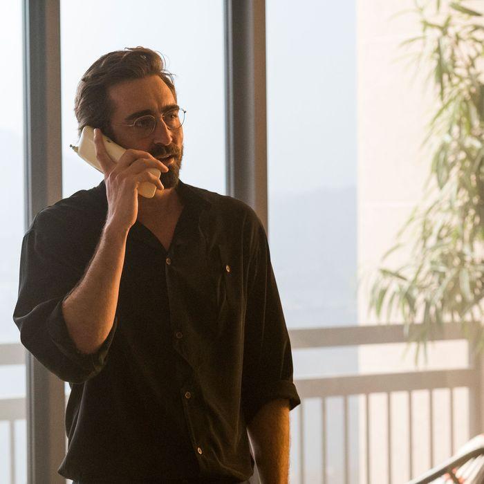 Lee Pace as Joe MacMillan- Halt and Catch Fire _ Season 3, Episode 6- Photo Credit: Tina Rowden/AMC