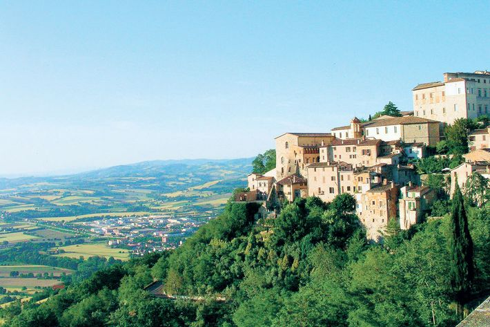 Wild Medieval NonTouristy Umbria A Brief Tour