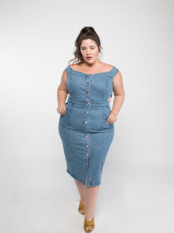 Premme Denim Dress