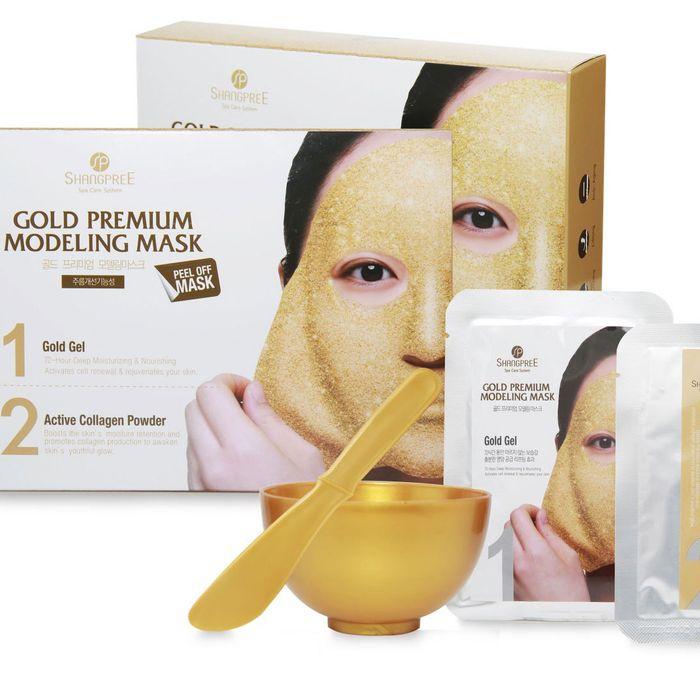 Rubber masks: The new Korean skincare trend.