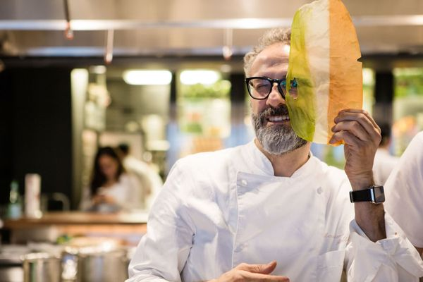 What Happened When Massimo Bottura Took Over Momofuku Ko's Kitchen