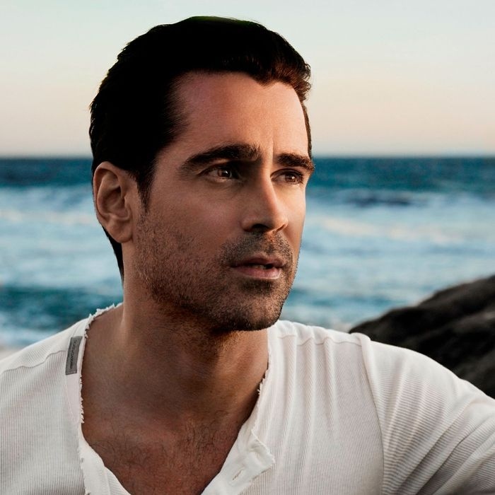 Colin Farrell Is the New Face of D&G Fragrance