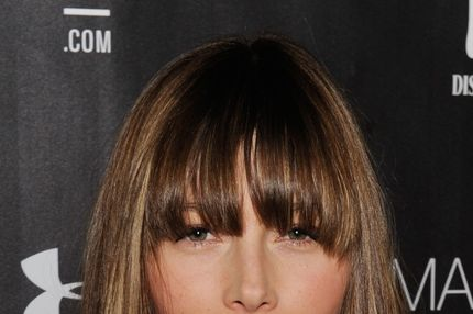 "Actress Jessica Biel attends The Next Generation Filmmaker Dinner Series Presents ""Emanuel And The Truth About Fishes"" on January 18, 2013 in Park City, Utah."