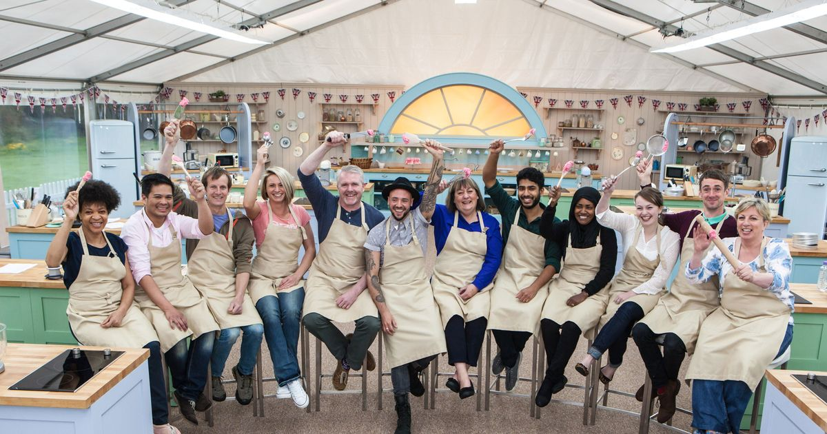 The Great British Baking Show Recap Fake Cakes