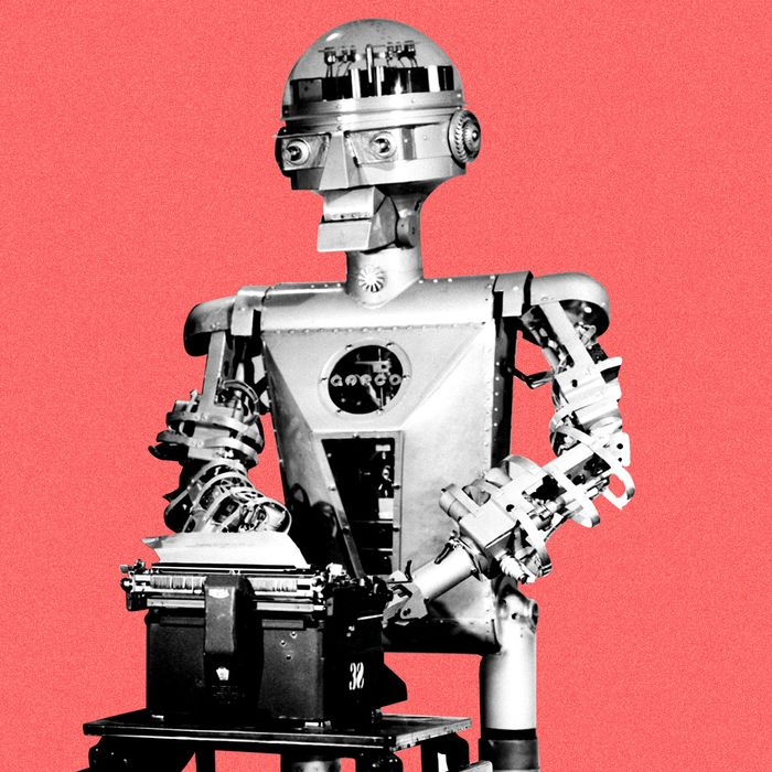 Robots Are Invading The News Business And It S Great For Journalists