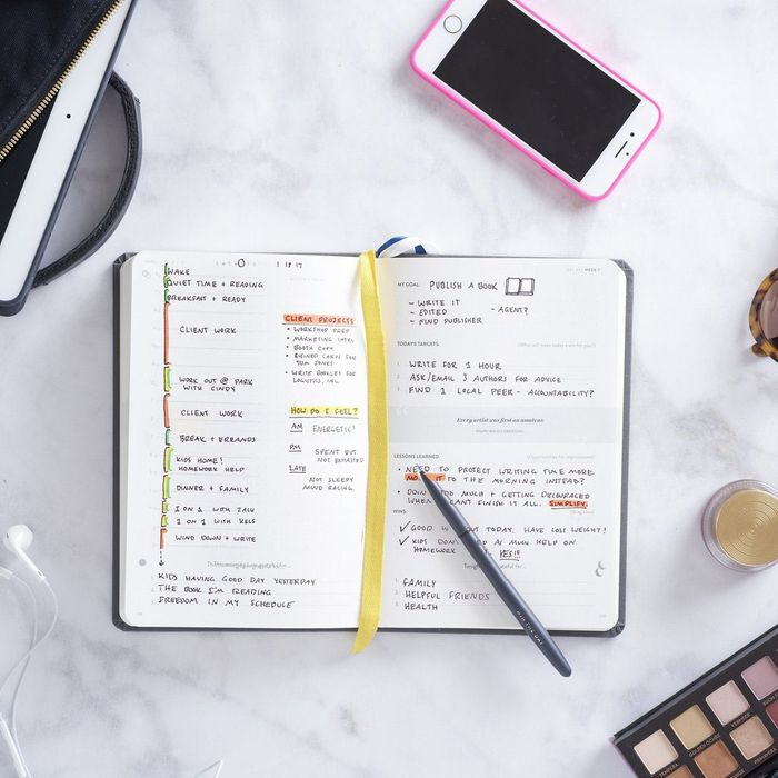 the 12 best undated planners for year round use 2018