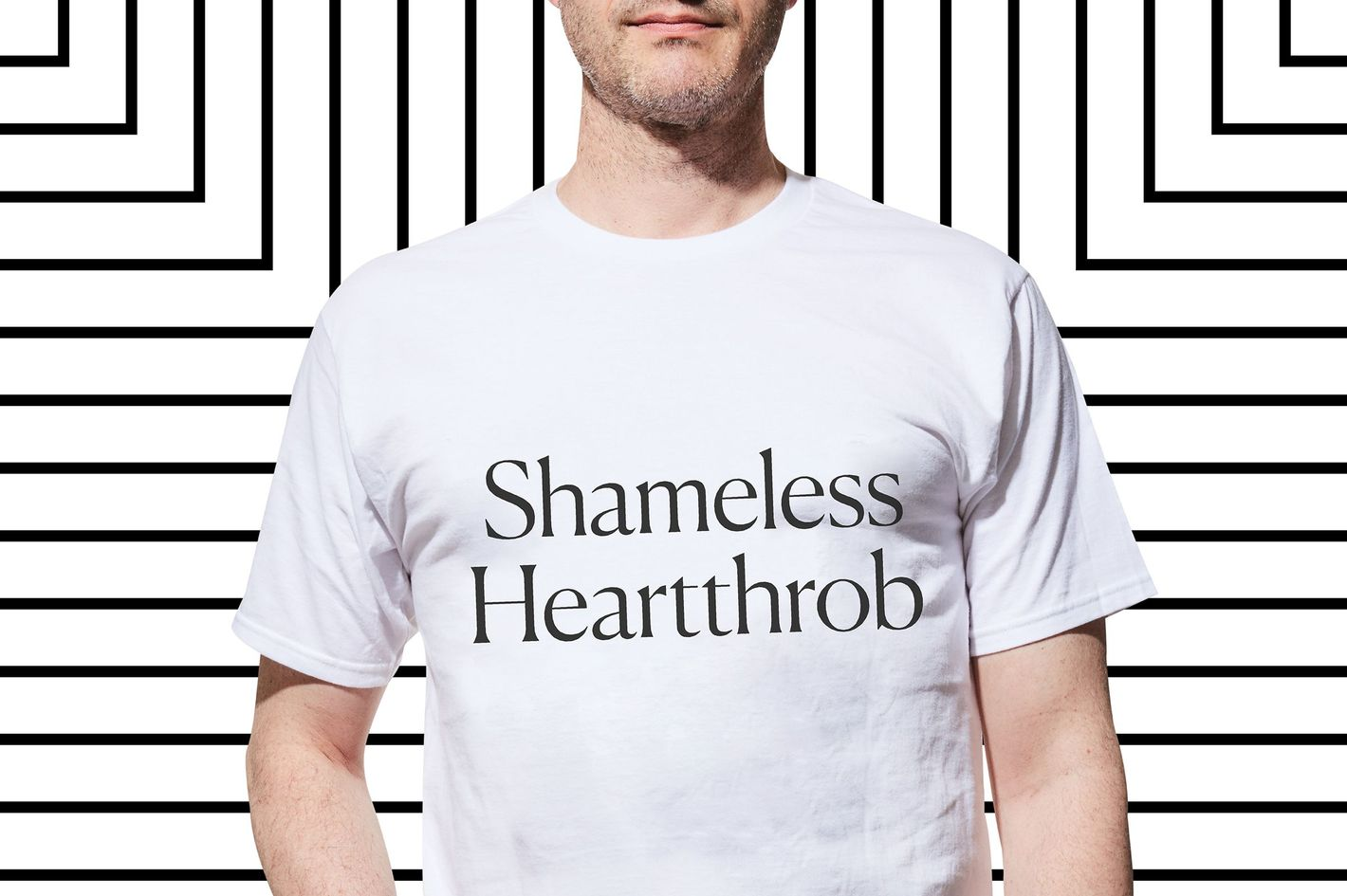 Shameless Heartthrob Tee