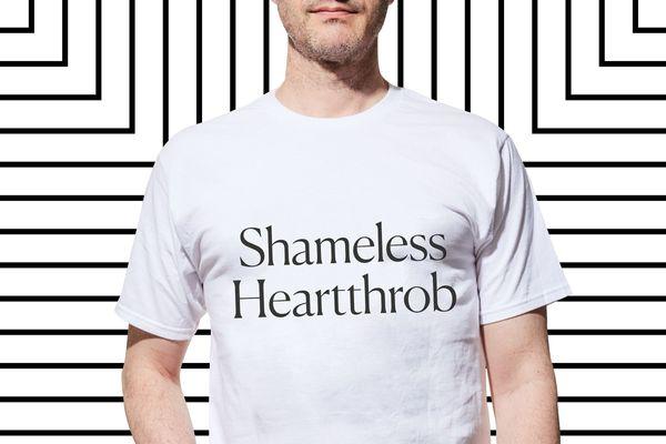 Shameless Heartthrob Tee