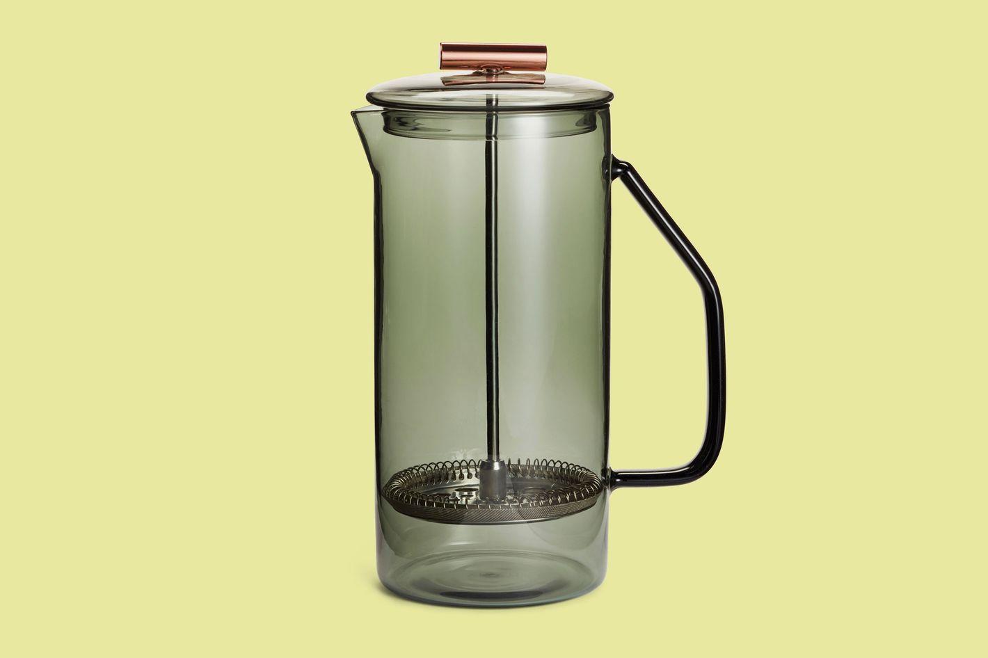 Yield Glass French Press Coffee Maker
