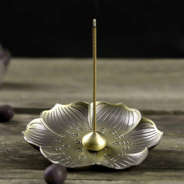 Moonlove Lotus Incense Burner