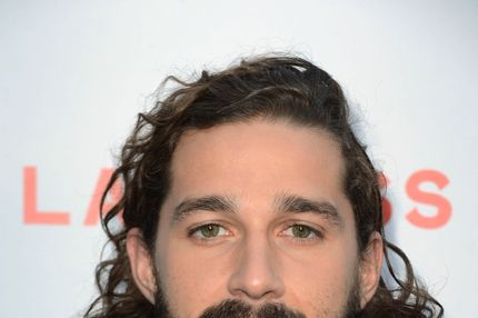 "Actor Shia LaBeouf arrives at the Premiere of the Weinstein Company's ""Lawless"" at ArcLight Cinemas on August 22, 2012 in Hollywood, California."