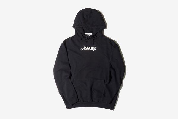 Awake NY Metallic Foil Logo Hoodie