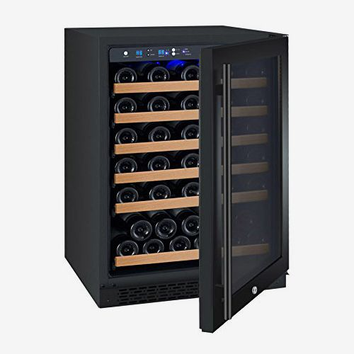 Allavino VSWR56-1BWRN 56 Bottle Single Zone Wine Refrigerator