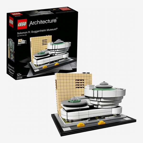 LEGO Architecture Guggenheim Museum Building Set