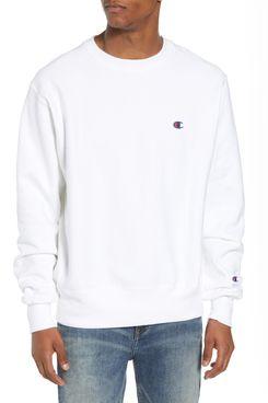 Champion Reverse-Weave Crew Sweatshirt