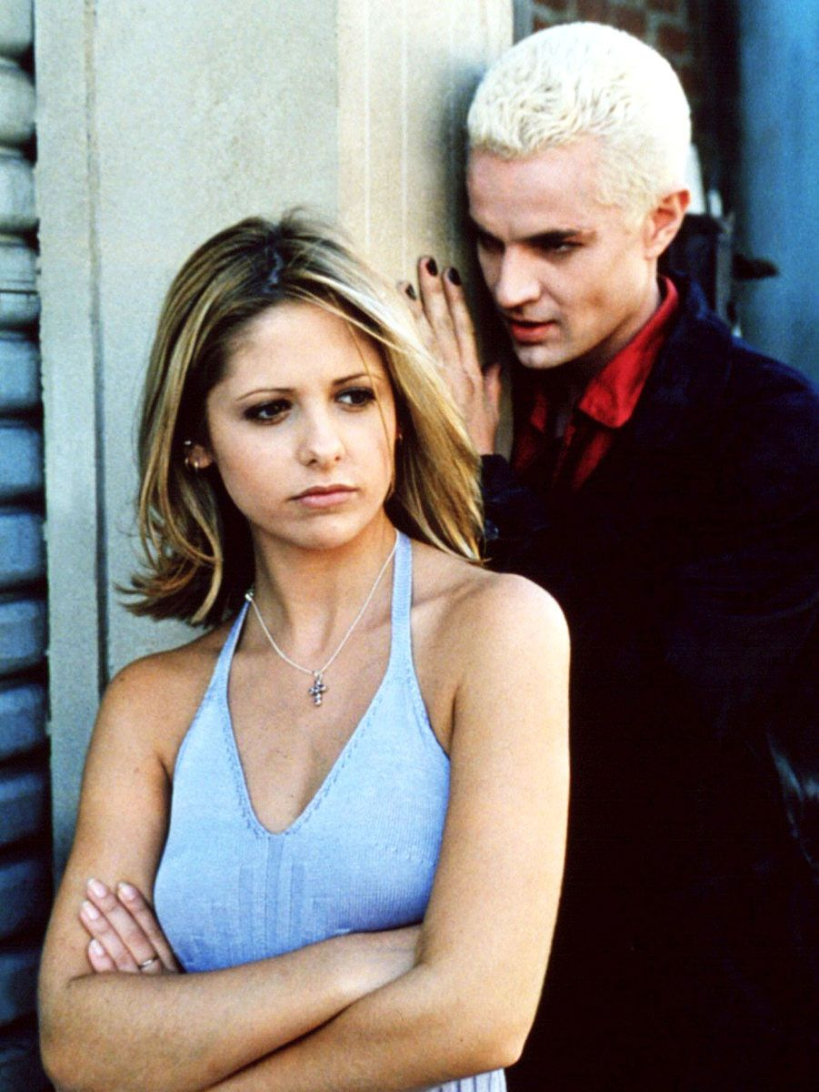 Buffy relationship and spike Buffy The
