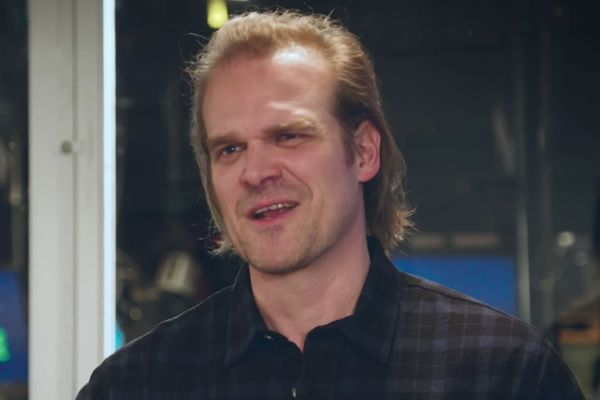 This SNL Promo Has Everything: David Harbour, Bowen Yang, Aidy Bryant, Salads