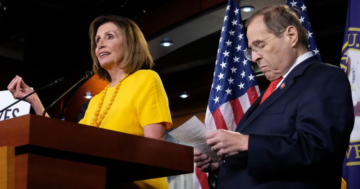 Almost Half of House Democrats Now Support Impeachment