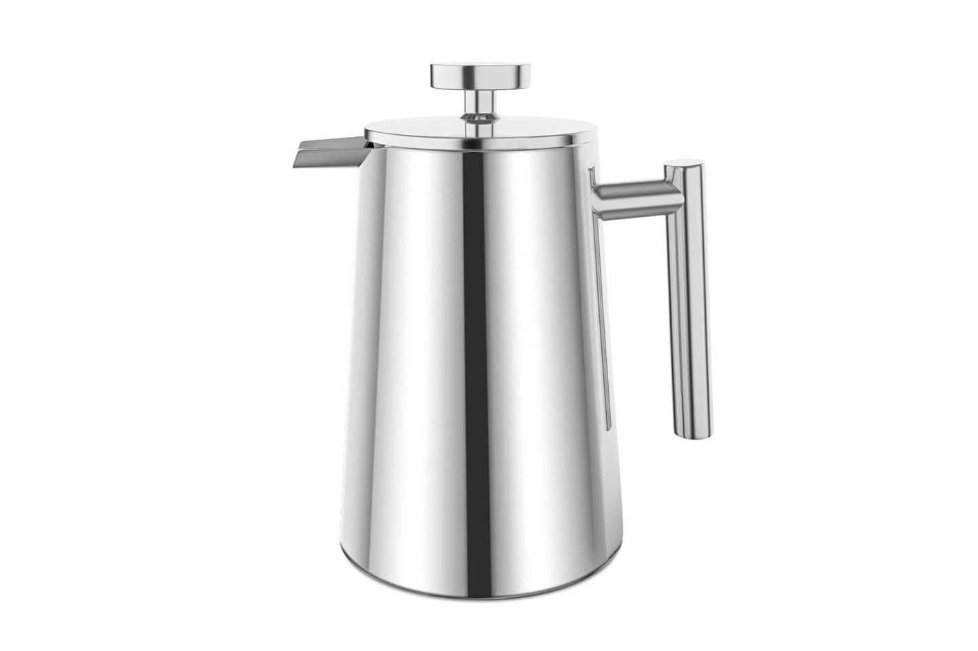 Plemo Stainless-Steel French Press