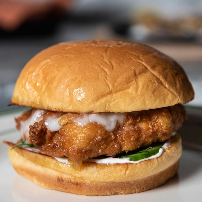 c781005d0 The Great New York Chicken Sandwiches That Aren't From Chick-fil-A