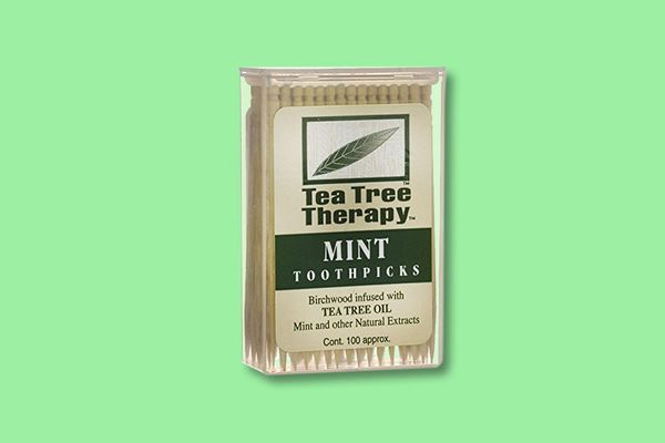 Tea Tree Therapy Toothpicks, Pack of 100