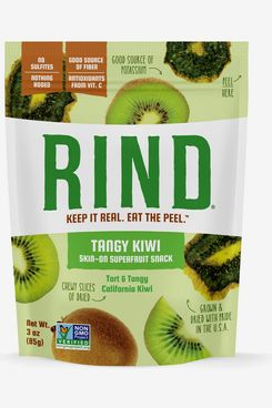 RIND Snacks Tangy Kiwi Sun-Dried Skin-On Superfruit Snack