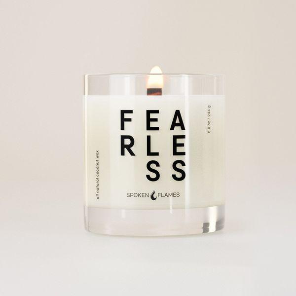 Spoken Flames Fearless