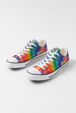 Converse Chuck Taylor All Star Rainbow Tie-Dye Low Top Sneaker