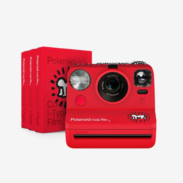 Polaroid Now Keith Haring Edition Starter Set