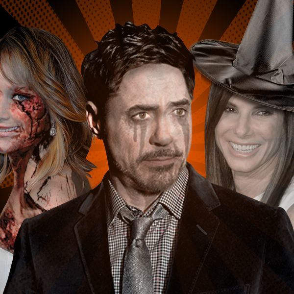If the Most Valuable Stars Had Spooky, Scary Halloween