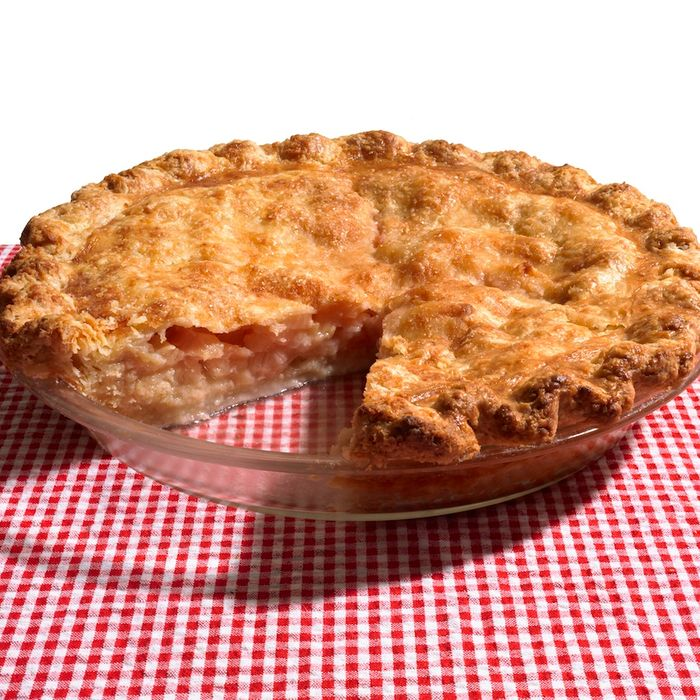 The rhubarb pie from Butter & Scotch.
