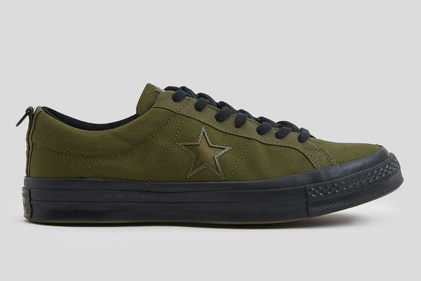Converse x Carhartt WIP Collaboration One Star Sneaker