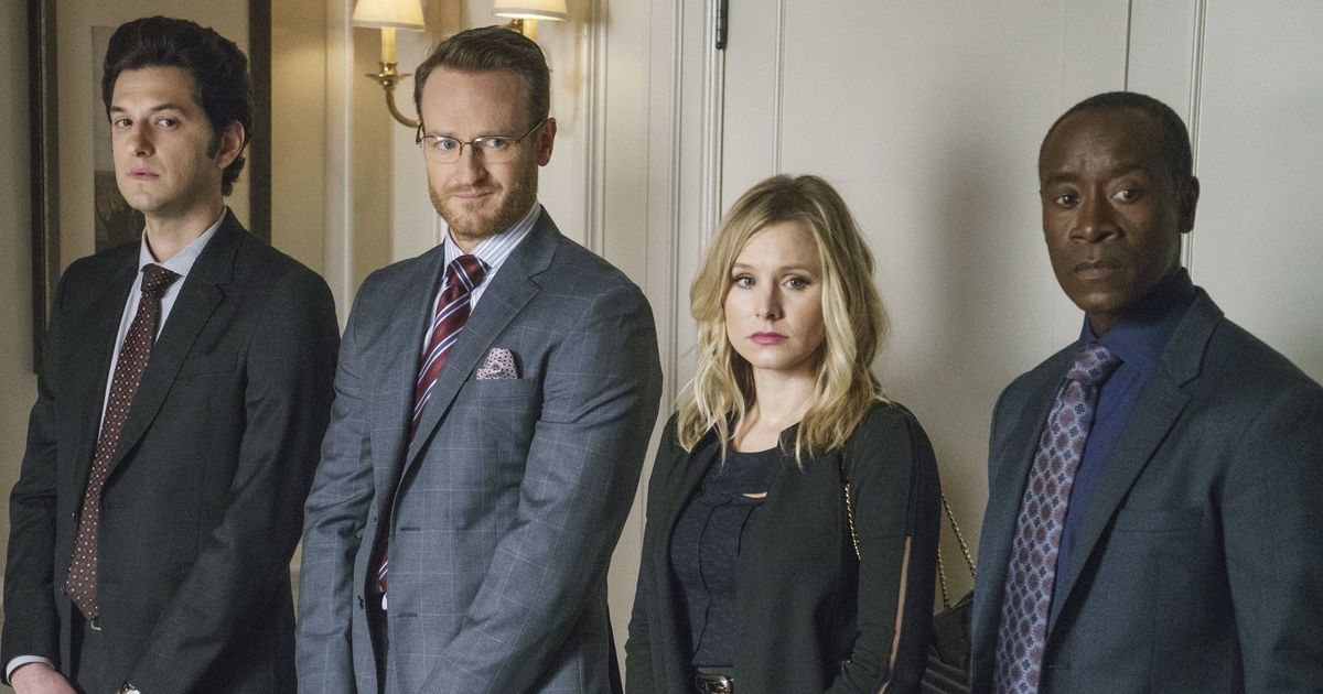 House Of Lies To End After Season 5
