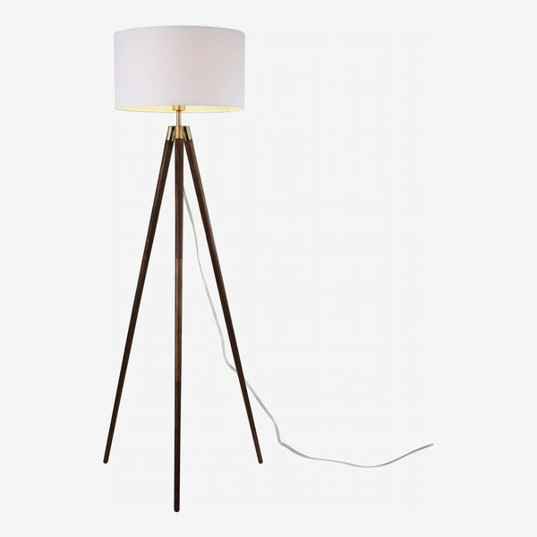 Poly & Bark Celeste Tripod Floor Lamp