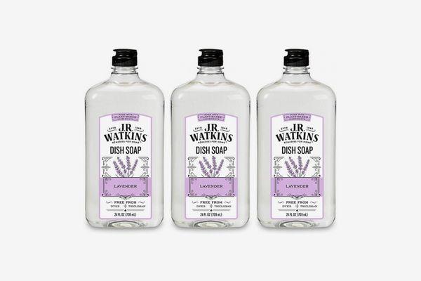 J.R. Watkins Dish Soap, 3-Pack
