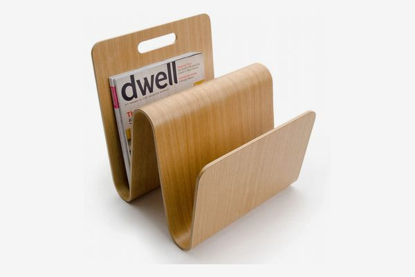 OFFI Co. W Molded Ply Magazine Stand