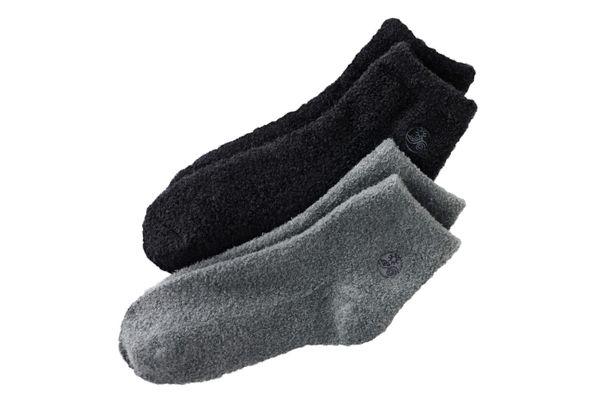 Earth Therapeutics Aloe Socks, 2 Pair
